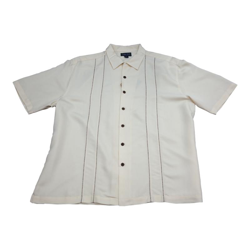 """""""Indigo Smith"""" Short Sleeve Sport Shirt - Sopranos/Charlie Style"""