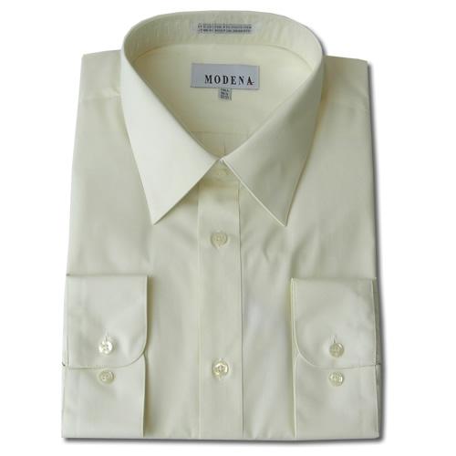 Modena Dress Shirt / IVORY