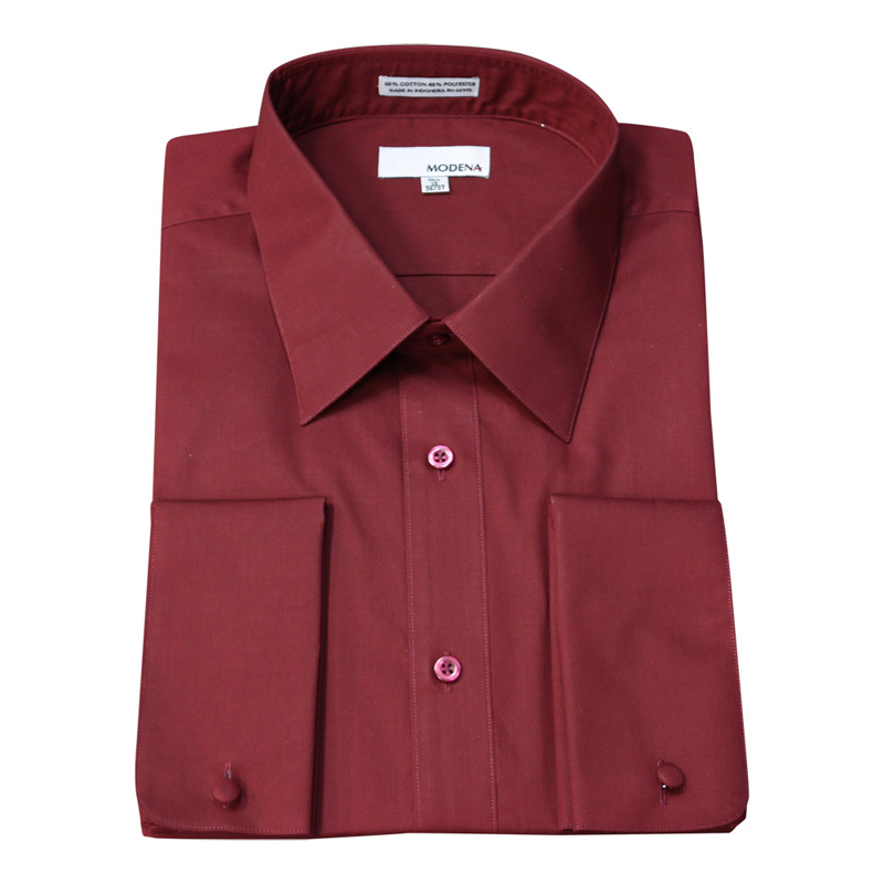 Martin 39 s big and tall dress shirts modena french for 20 34 35 dress shirts
