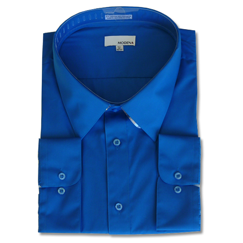 Modena Dress Shirt / TURQUOISE