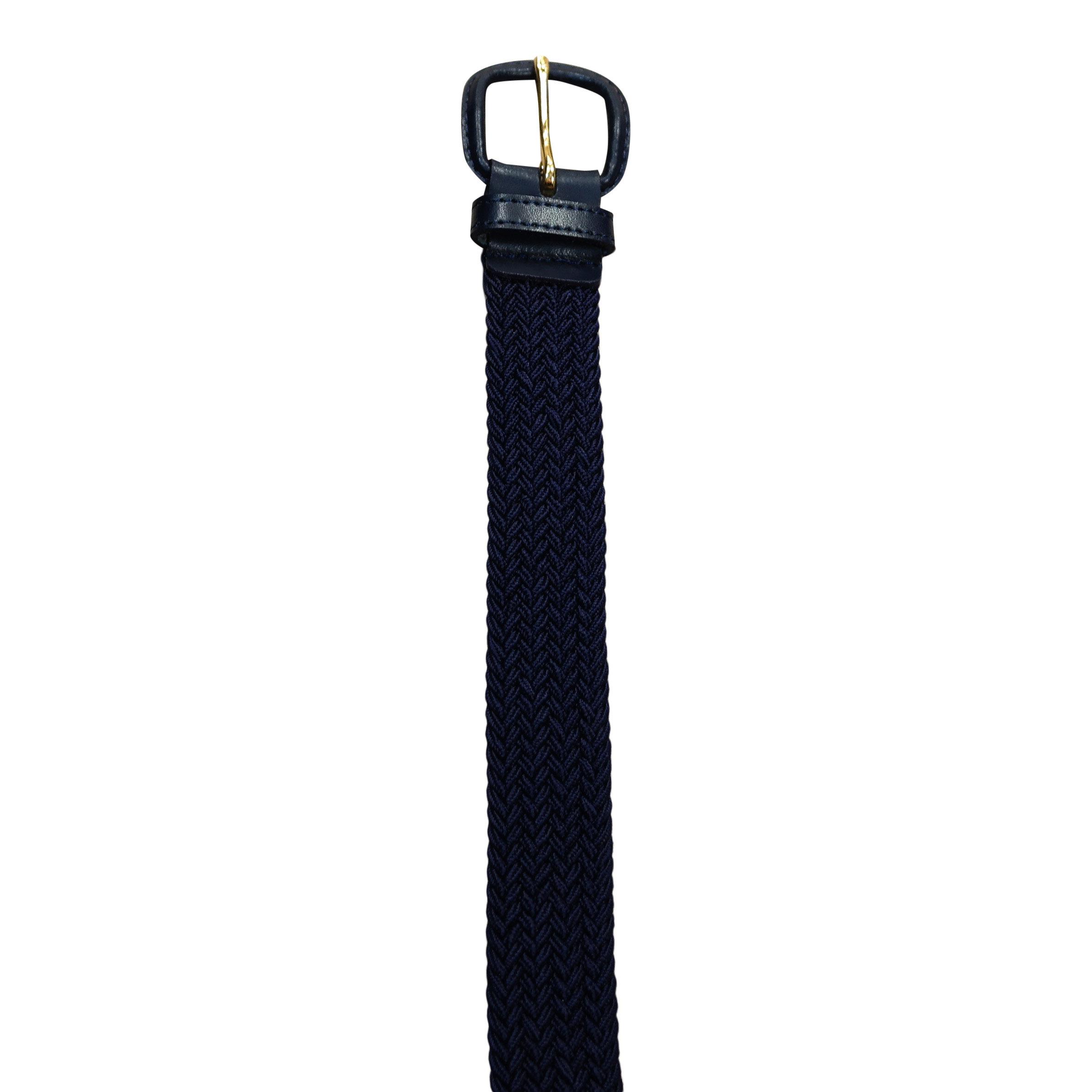 Full Elastic Navy Belt