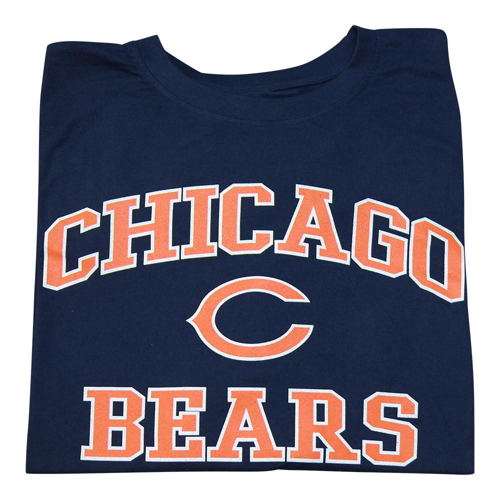 Chicago Bears  Navy T-shirt