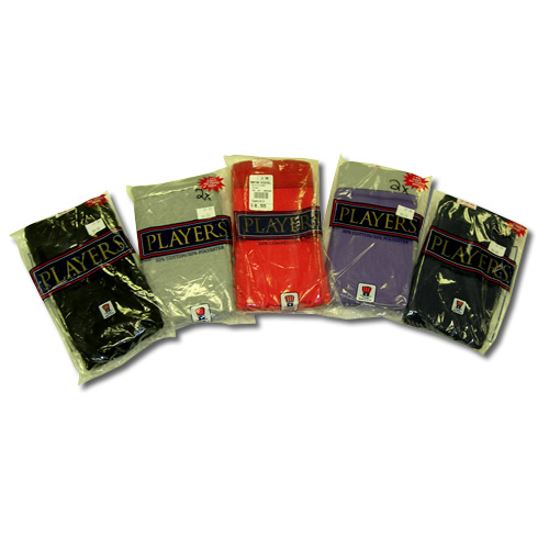 Chris Hart/Players Cotton Briefs - Colored
