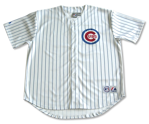 Chicago Cubs Authentic Baseball Jersey