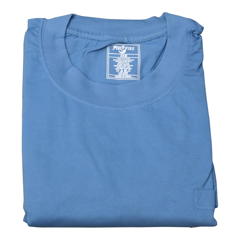 Foxfire/Falcon Bay Sky Blue Tee Shirt