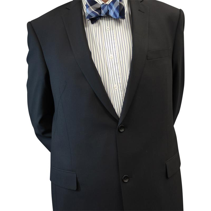 Jean-Paul-Germain Solid Black Suit Separate Jacket