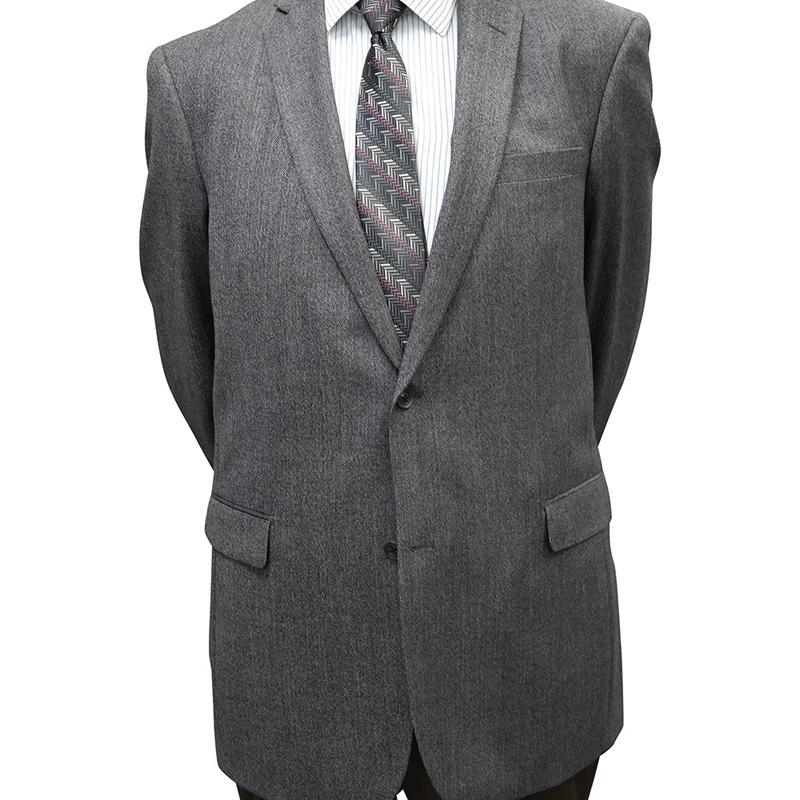 Jean-Paul-Germain Wool Herringbone Sportcoat