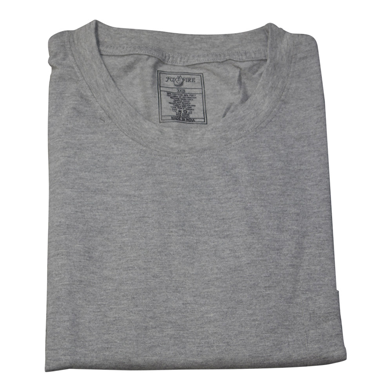 Foxfire/Falcon Bay Gray Pocket Tee Shirt