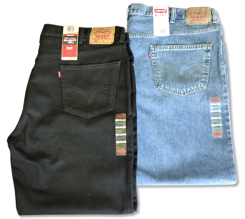 d1e2e84e3b0 Martin's Big and Tall :: Jeans :: Levi Jeans :: Levi 550 Jeans ...