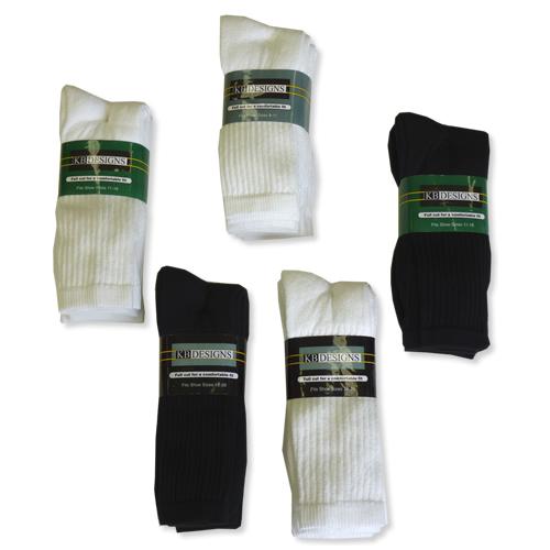 KB 3-pack Athletic Crew Sock