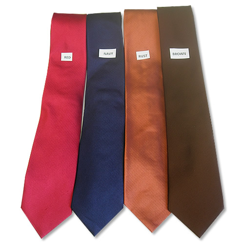 New Silk Ties - Extra Long