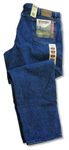 Wrangler Relaxed Jean - Antique Indigo