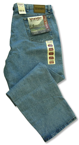 e1a2ad79 Wrangler Relaxed Jean - Vintage Indigo. SKU501. Great looking, great fitting  ...