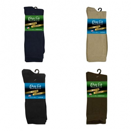 F-Comfort Dress Sock (Easy Fit) 3-packs