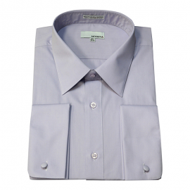 Modena French Cuff Lavender Dress Shirt