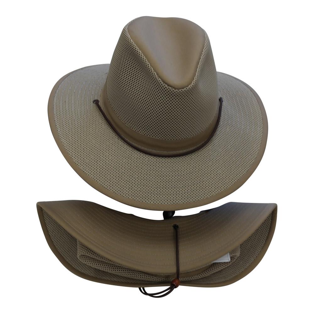 """Henschel Packable """"Aussie"""" Hat"""