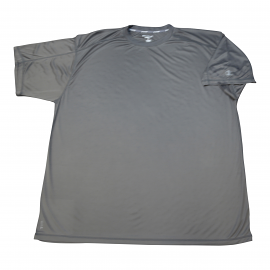 "Champion Dri-Power ""Vapor"" Charcoal Tee Shirt"