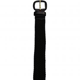 Full Elastic Black Belt