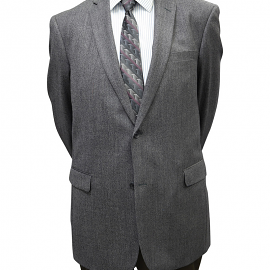 Jean-Paul-Germain Wool Herringbone Sportcoat