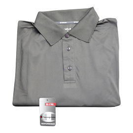 "Champion Dri-Power ""Vapor"" Charcoal Polo"