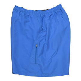 Solid Royal Microfiber Swimtrunk