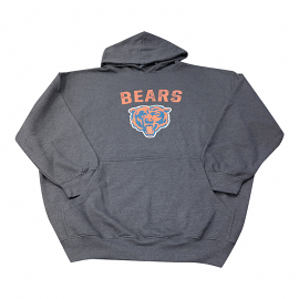 Chicago Bears Sweat Shirt Hoodie
