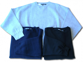 Basic Crewneck Sweatshirt