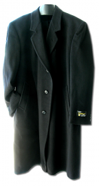 Jean-Paul-Germain Wool/Cashmere Overcoat