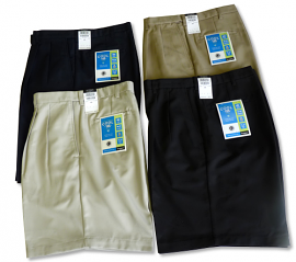 Haggar Comfort Fit dress shorts
