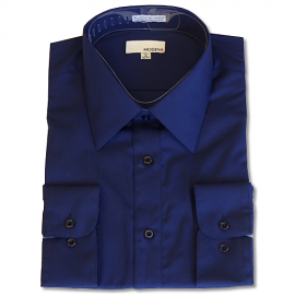 Modena Dress Shirt / NAVY