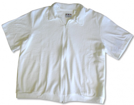 Terry Zip Shirt