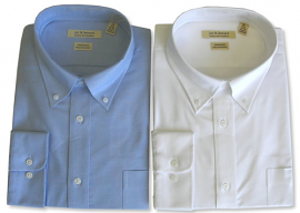 Jay & Leonard (by Modena) Oxford Dress Shirt