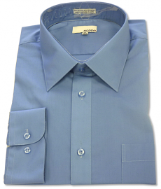 Modena Dress Shirt/CADET BLUE