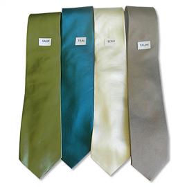 Silk ties - Extra Long