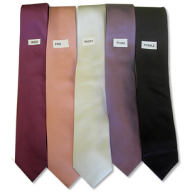 Silk Ties - Extra Long