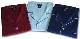Solid Broadcloth Pajamas