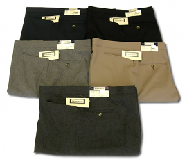 NEW! Famous Dress Pant by Ascott & Browne