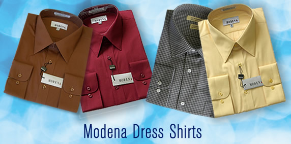 0ca266ae Martin's Big and Tall offers Modena dress shirts in a variety of colors,  avaiable in Extra Full Body and French Cuff. When you are browsing Modena  check out ...